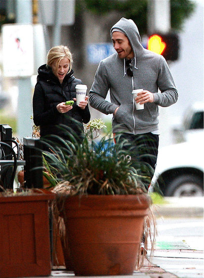 Reese and Jake Grab Coffee